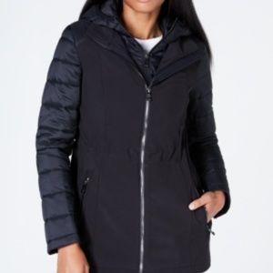 Calvin Klein Performance Black Jacket, Large
